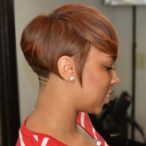 60 great short hairstyles for black women urmus Choice Image