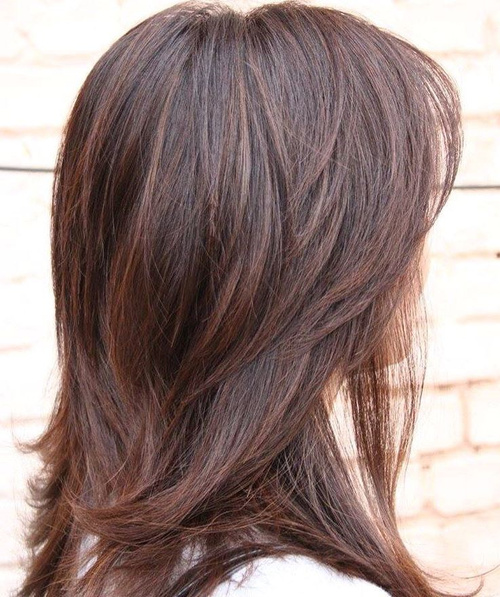 Hairstyles For Thick Hair : Length Haircuts For Thick Straight Hair Zrtmwthick Medium Length ...