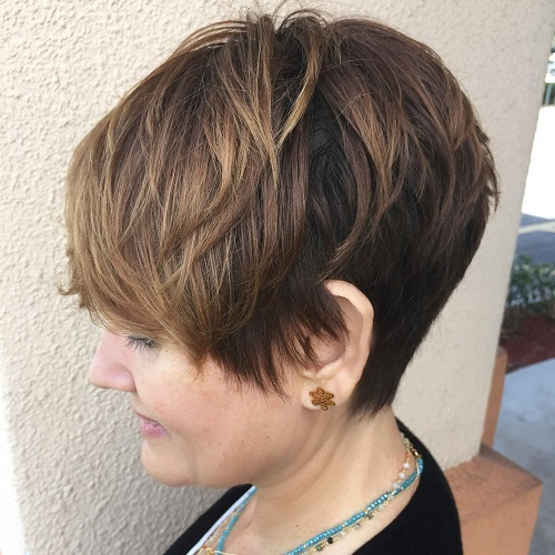90 Mind Blowing Short Hairstyles for Fine Hair