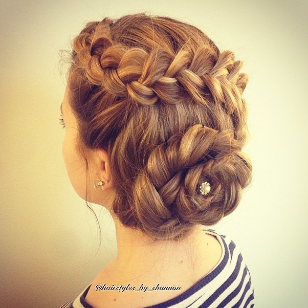 Trubridal Wedding Blog Prom Updos Archives Trubridal Wedding Blog