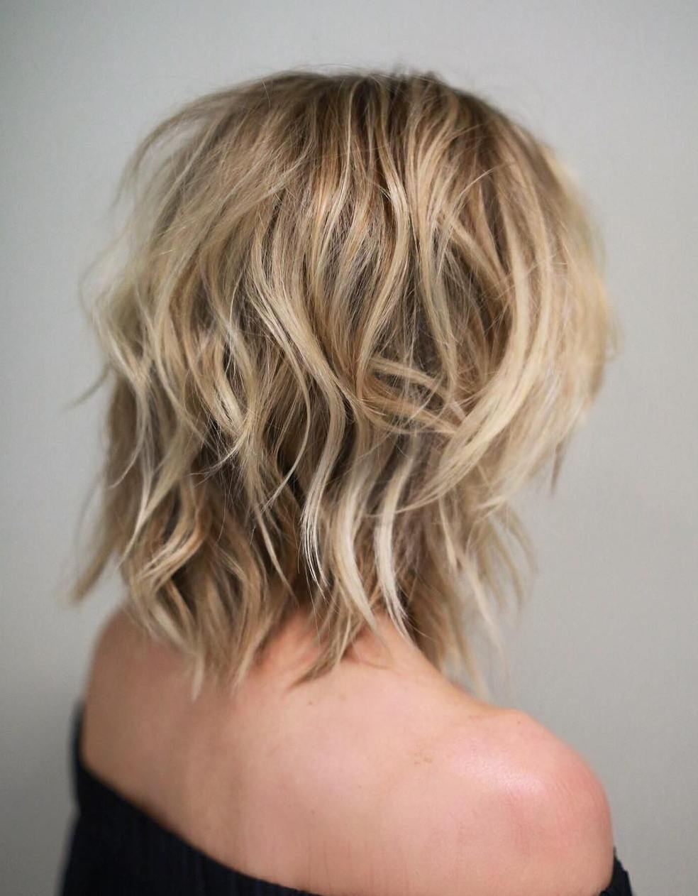 Awe Inspiring Shag Haircuts And Hairstyles In 2016 Therighthairstyles Short Hairstyles For Black Women Fulllsitofus