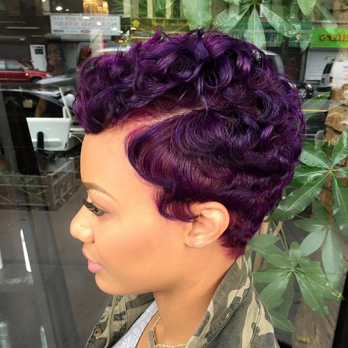 Amazing 50 Most Captivating African American Short Hairstyles And Haircuts Short Hairstyles For Black Women Fulllsitofus