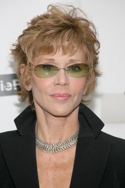 Jane Fonda Hair Styles