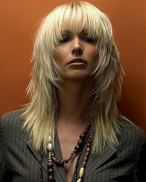 Medium Length Gypsy Shag Haircuts | hnczcyw.com