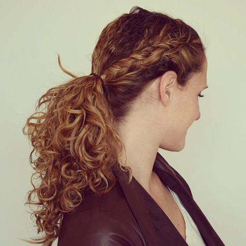 Superb 55 Styles And Cuts For Naturally Curly Hair In 2017 Hairstyle Inspiration Daily Dogsangcom