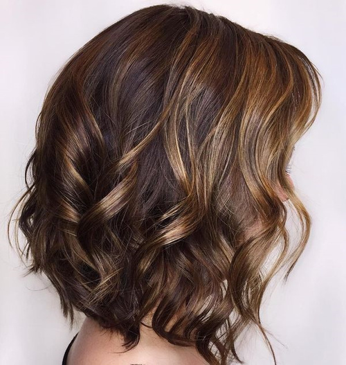 60 looks with caramel highlights on brown and dark brown hair pmusecretfo Choice Image