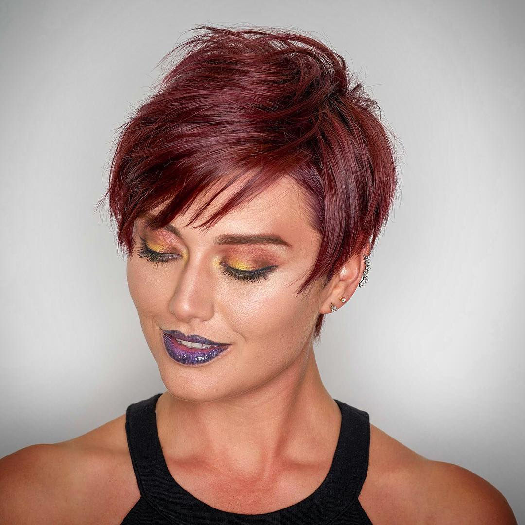 styling a pixie haircut 40 best edgy haircuts ideas to upgrade your usual styles 4151