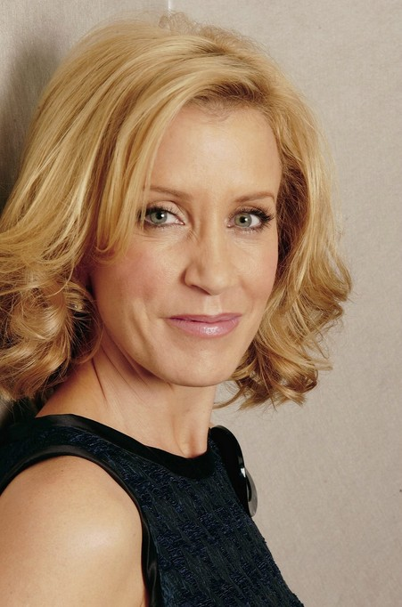 Felicity Huffman Natural Hair Color