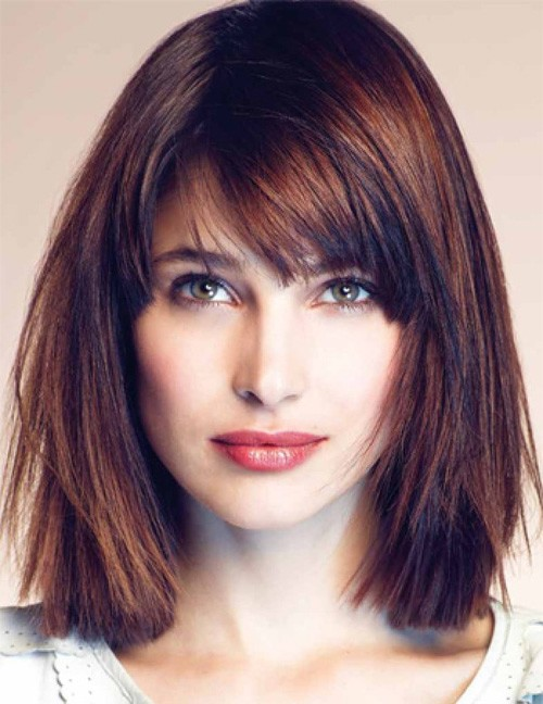 Hair Styles For Square Faces 50 Best Hairstyles For Square Faces Rounding The Angles