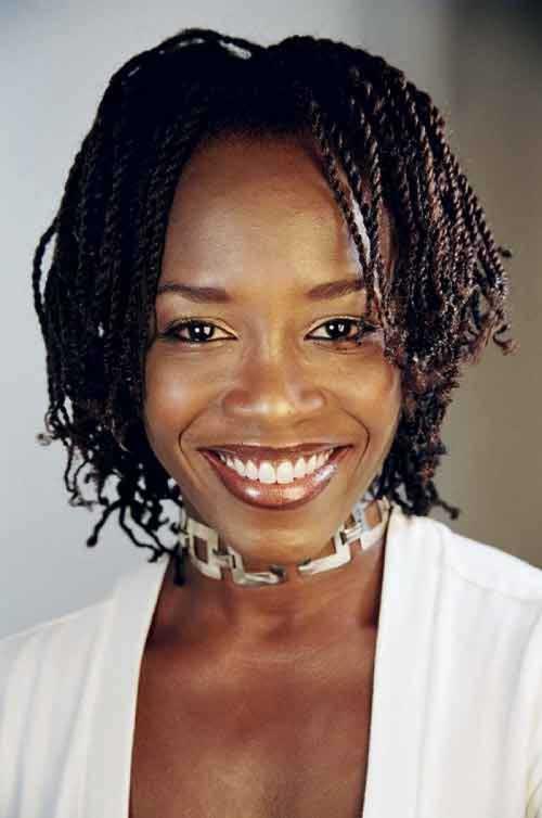 Awe Inspiring 20 Most Inspiring Natural Hairstyles For Short Hair African Curls Short Hairstyles For Black Women Fulllsitofus