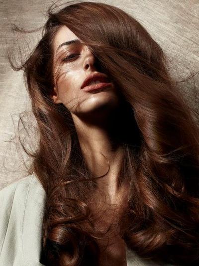 15 Scrumptious Vibrant Hues For Chocolate Brown Hair