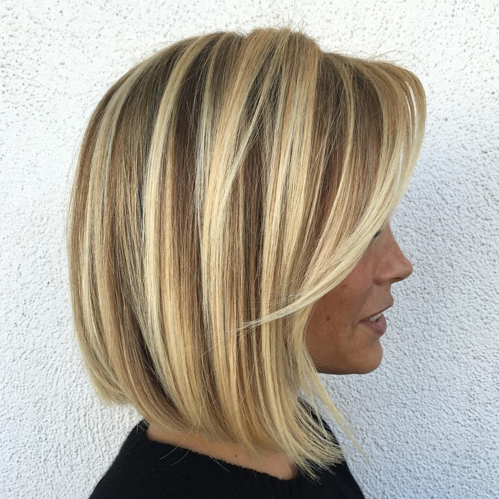 how to make fine hair look thicker with haircut