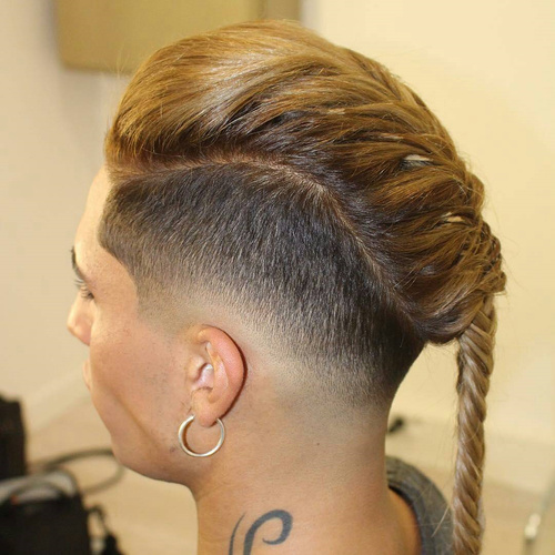 Superb 20 New Super Cool Braids Styles For Men You Can T Miss Hairstyles For Men Maxibearus