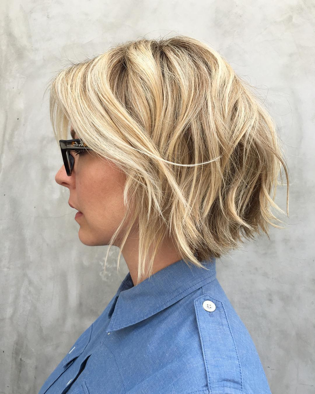 30 Trendiest Shaggy Bob Haircuts Of The Season