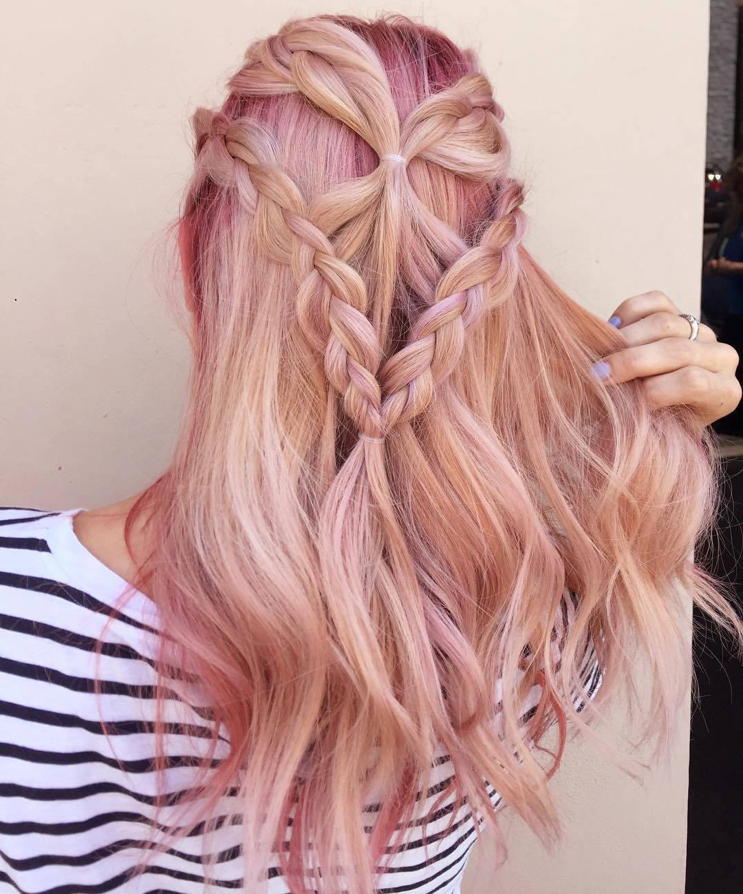 easy braided hair styles 20 hairstyles you will want to rock immediately 1228