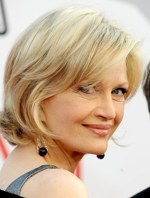 Fine 30 Modern Haircuts For Women Over 50 With Extra Zing Hairstyle Inspiration Daily Dogsangcom