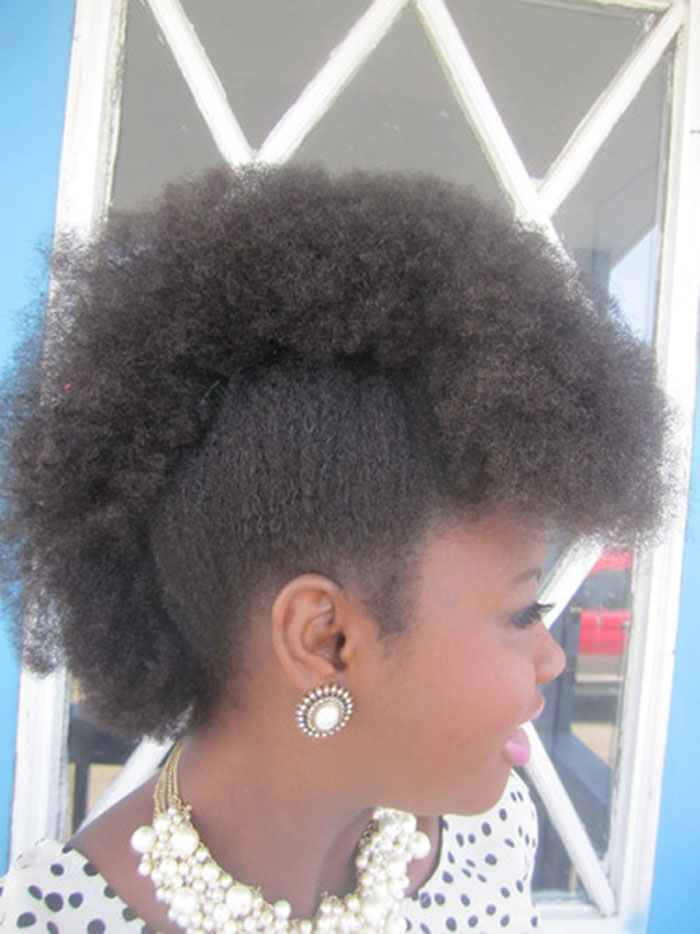 Incredible Fun Fancy And Simple Natural Hair Mohawk Hairstyles Short Hairstyles For Black Women Fulllsitofus