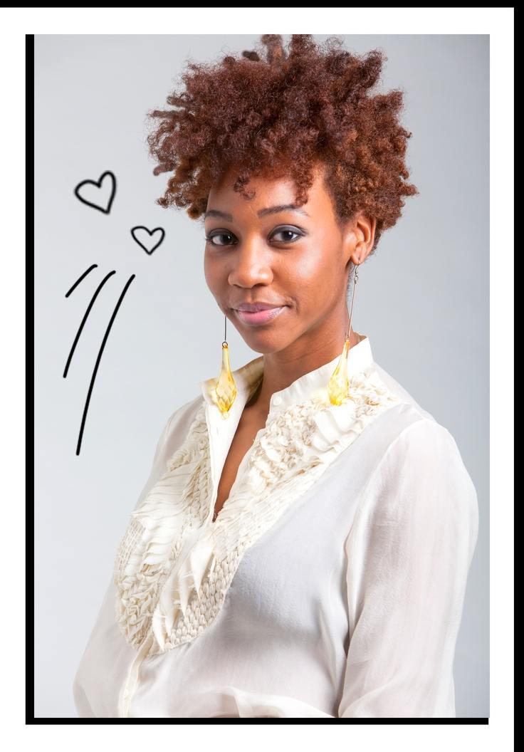 Wondrous Styling Short Twa Length 4C Hair Black Naps Natural Hair Care Short Hairstyles For Black Women Fulllsitofus