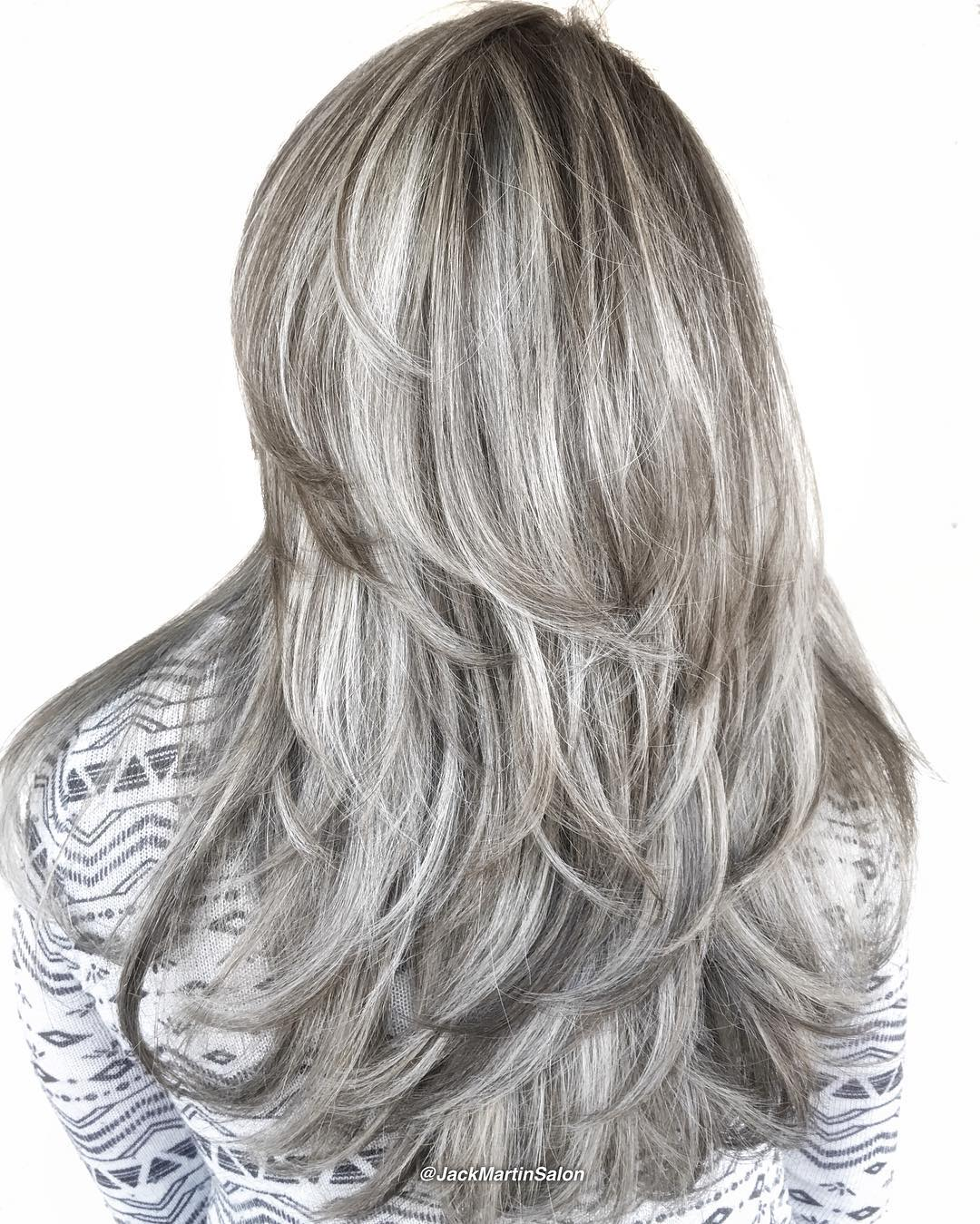 layered styles for hair layered hairstyles for grey hair hairstyles 6928