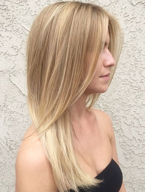Blonde Hair Color 112