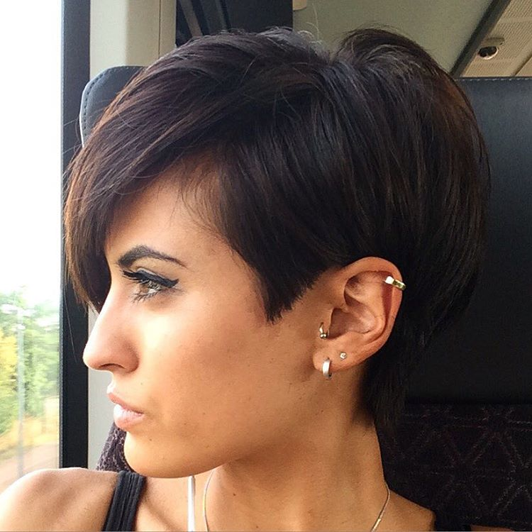 Pixie Haircuts For Thick Hair 40 Ideas Of Ideal Short