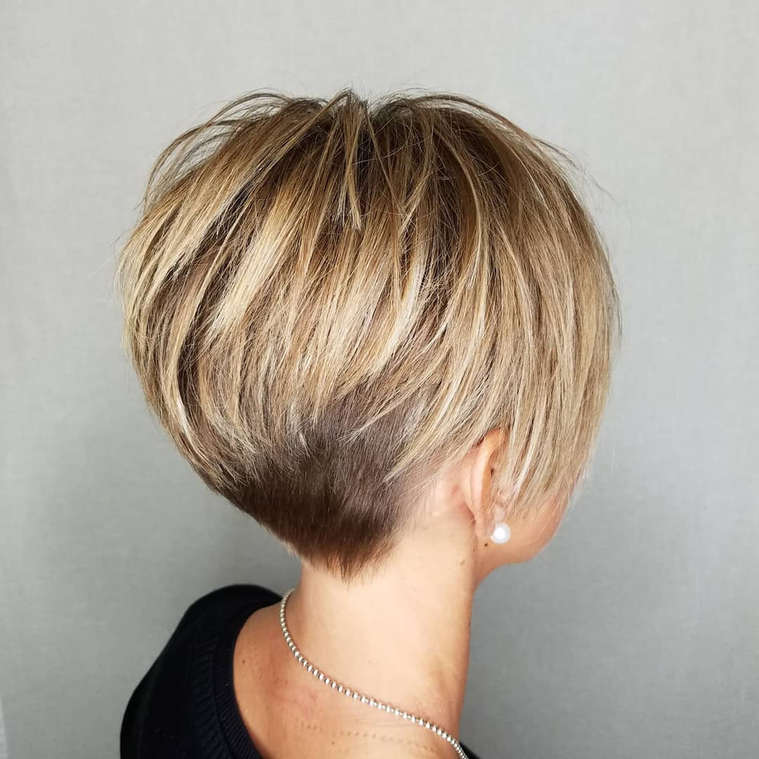 Pixie Haircuts For Thick Hair 50 Ideas Of Ideal Short Haircuts