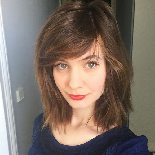50 Classy Short Bob Haircuts and Hairstyles with Bangs - photo#26