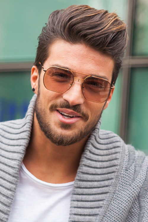 Marvelous 40 Superb Comb Over Hairstyles For Men Hairstyles For Men Maxibearus
