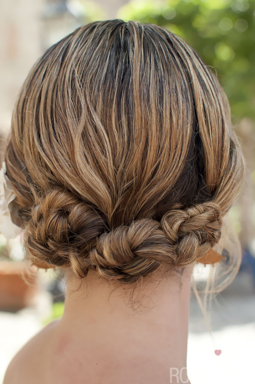 Quick Updos 20 Ways To Style Your Hair Fast And Pretty
