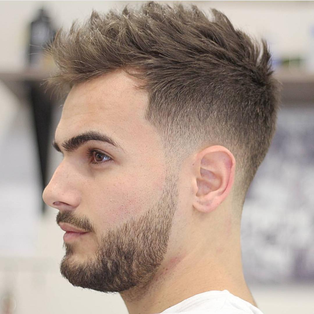 18 Classy Haircuts and Hairstyles for Balding Men