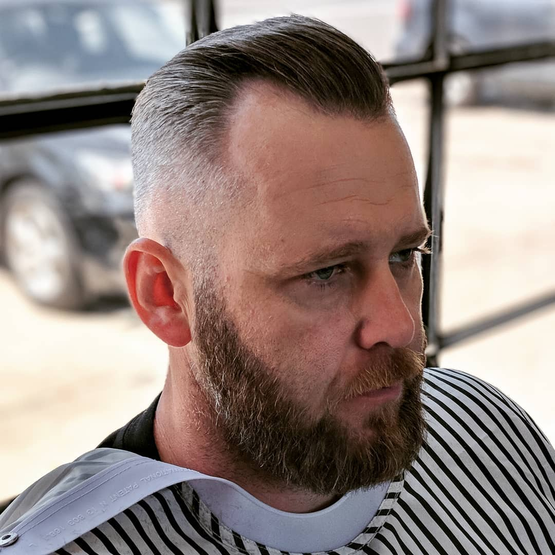 Haircuts And Hairstyles For Balding Men