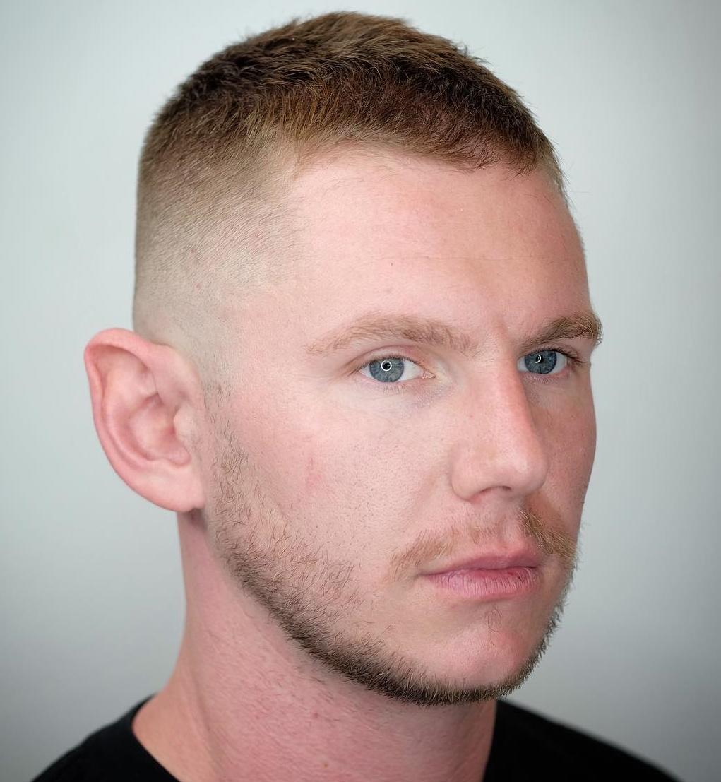 Guys short balding haircuts for 30 Best