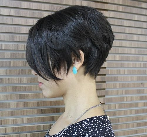 Tremendous 50 Cute And Easy To Style Short Layered Hairstyles Hairstyles For Men Maxibearus