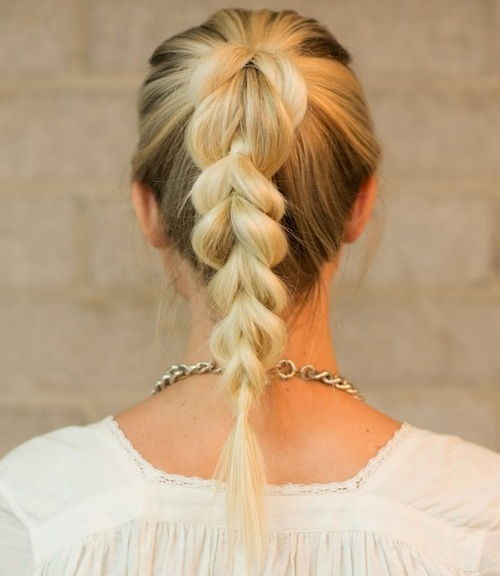 38 Quick and Easy Braided Hairstyles