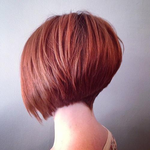 Magnificent 20 Beautiful And Classy Graduated Bob Haircuts Hairstyle Inspiration Daily Dogsangcom