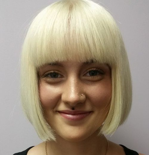 40 Spectacular Blunt Bob Hairstyles