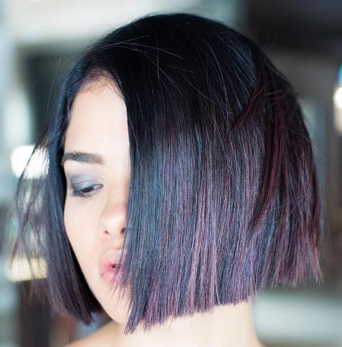 Pleasing 40 Spectacular Blunt Bob Hairstyles Hairstyles For Women Draintrainus