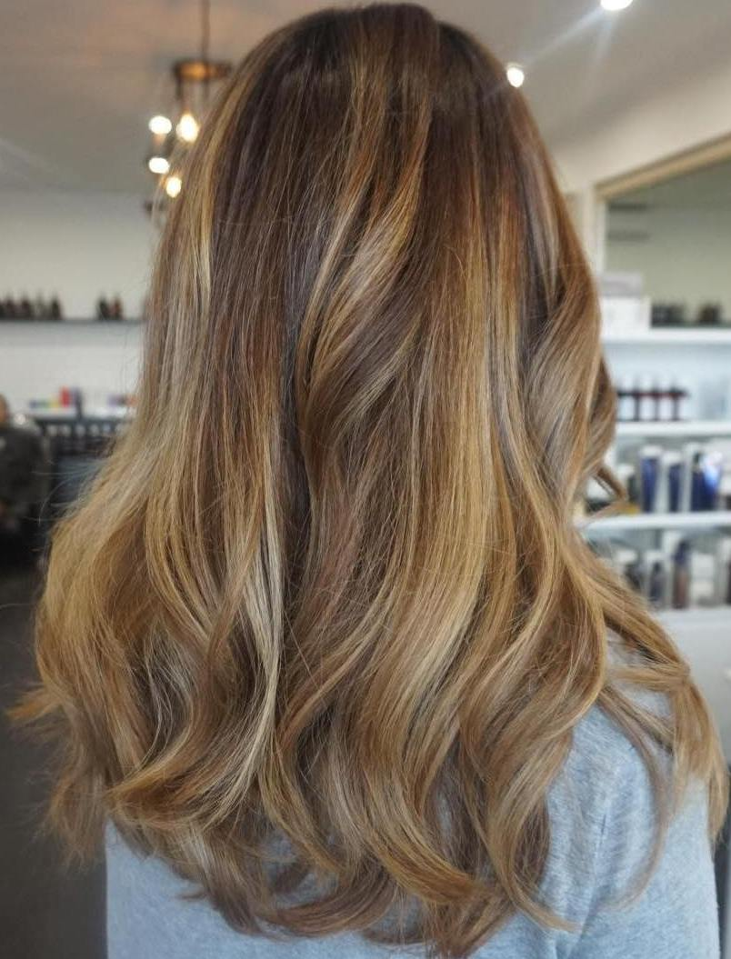 90 Balayage Hair Color Ideas With Blonde Brown And Caramel Highlights Trubridal Wedding Blog