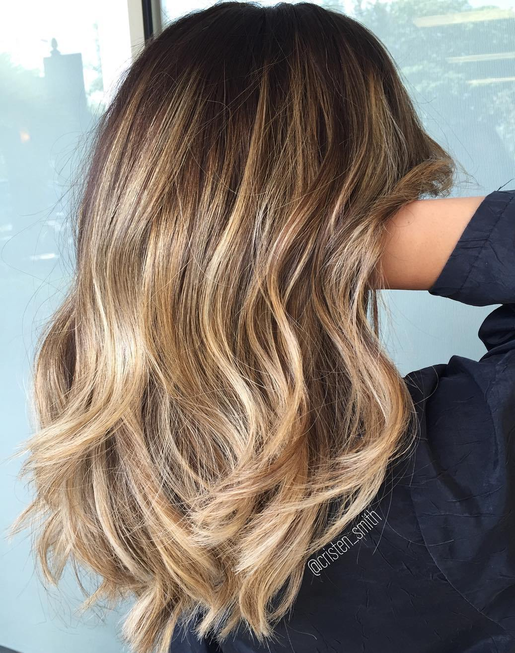 The best balayage hair color ideas for 2018 90 flattering styles - Coupe ombre hair ...