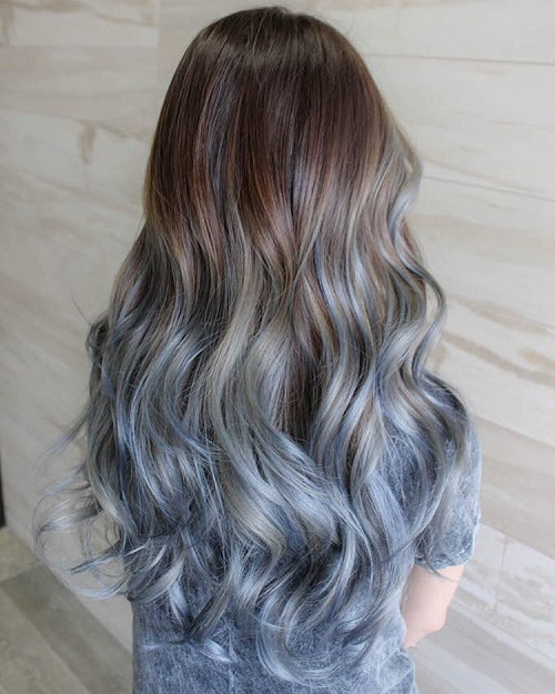 40 fairy like blue ombre hairstyles solutioingenieria Images