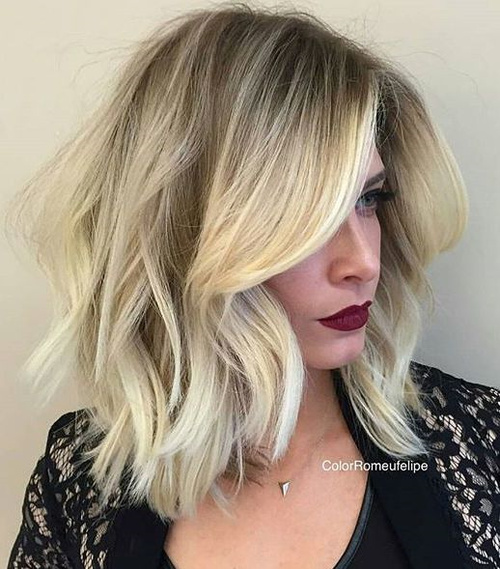 20 Cute Fall Hair Colors And Highlights Ideas