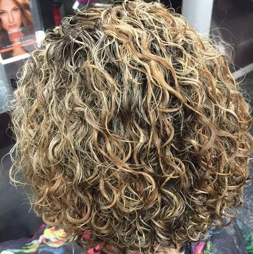 styling products for permed hair 40 gorgeous perms looks say hello to your future curls 2857