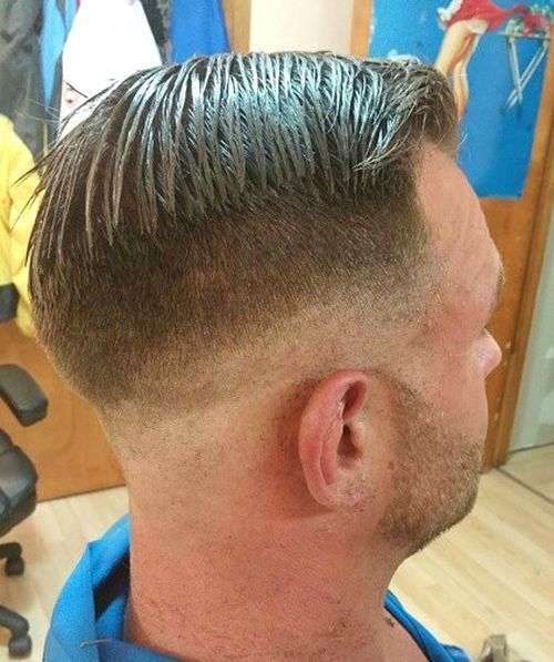 13 tapered military haircut - 35 Best Military Haircut Styles For Men