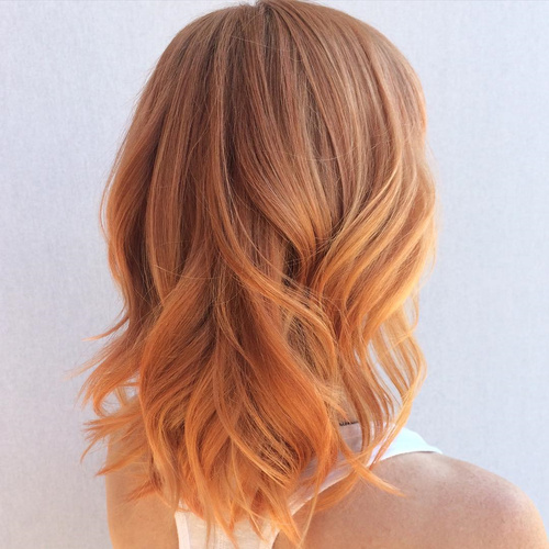 20 Beautiful Winter Hair Color: The Best Winter Hair Colors You'll Be Dying For In 2017