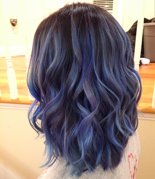 20 Beautiful Winter Hair Color: The Best Winter Hair Colors You'll Be Dying For In 2019