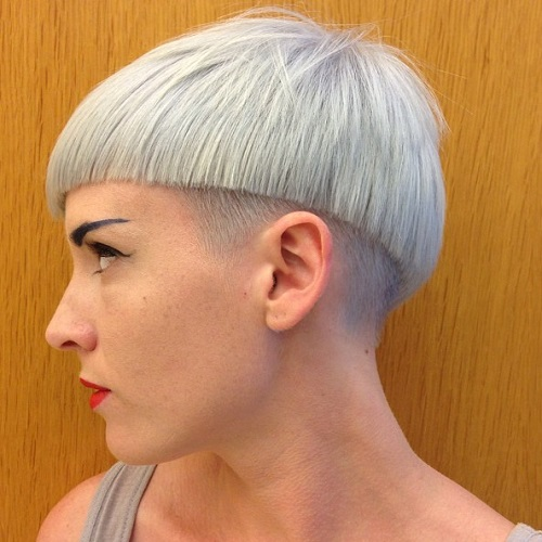 cutting styles for hair 40 ways to rock a bowl cut 7121
