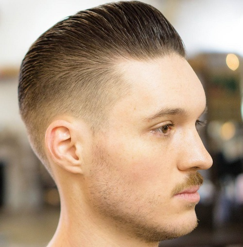 Awesome 20 Trendy Slicked Back Hair Styles Hairstyle Inspiration Daily Dogsangcom