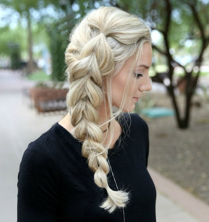 10 Easy Thanksgiving Hairstyles