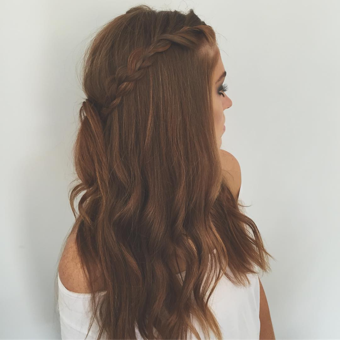 20 Charming And Sexy Valentine S Day Hairstyles