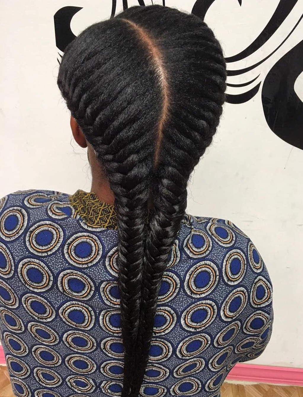 under braids hairstyles : 20 Under Braids Ideas to Disclose Your Natural Beauty